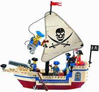 """Пиратски кораб - """"Pearl"""" - Конструктор от серията """"Pirates"""" -"""