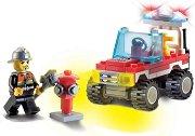 """Противопожарен джип - Конструктор от серията """"Fire Rescue"""" -"""