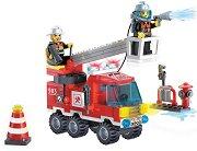 """Пожарна - Конструктор от серията """"Fire Rescue"""" -"""