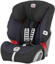 Детско столче за кола - Evolva 1-2-3 Plus - продукт