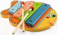 Ксилофон - Animambo - Дървен музикален инструмент - играчка