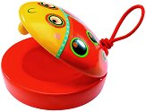Кастанет - Animambo - Детски дървен музикален инструмент - играчка