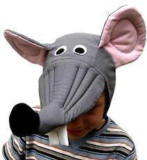 Шапка - Мишка - продукт