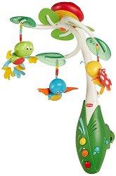 Музикална въртележка - My Nature Pals - Играчка за бебешко креватче -