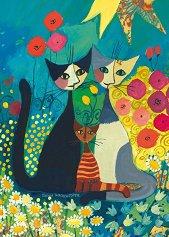 Цветна леха - Златна колекция - Розина Вахтмайстер (Rosina Wachtmeister) - пъзел