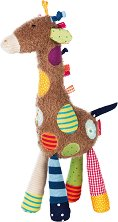 """Жираф - Плюшена играчка от серията """"Sweety"""" -"""
