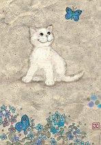 Бяло котенце -