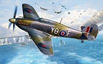 Военен самолет - Sea Hurricane Mk.II C - Сглобяем авиомодел -