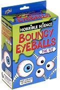 """Подскачащи очи - Образователен комплект от серията """"Ужасяваща наука"""" - продукт"""