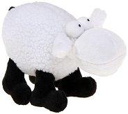 """Овчица - Плюшена играчка от серията """"Crazy Zoo"""" - творчески комплект"""