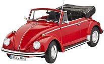 Автомобил - Volkswagen Beetle 1500 Cabriolet - Сглобяем модел -