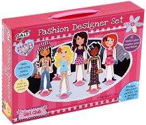 Моден дизайнер - Творчески комплект -