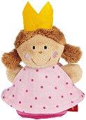 Кукла за пръстче - Принцеса - Плюшена играчка за куклен театър -