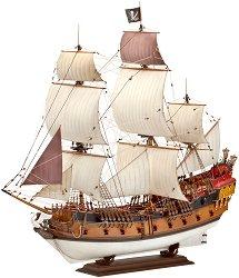 Пиратски кораб - Сглобяем модел -