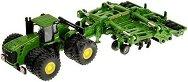 Трактор - John Deere 9630 - Метална играчка - играчка