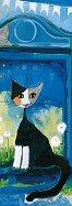 Мини пъзел Прозорец - Сребърна колекция - Розина Вахтмайстер (Rosina Wachtmeister) - пъзел