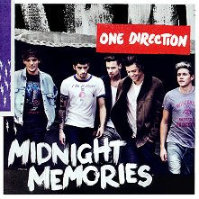 One Direction - Midnight Memories - компилация