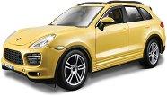 Метална количка - Porsche Cayenne Turbo - количка