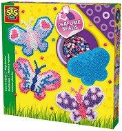 Мозайка с ароматни мъниста - Пеперуда - Творчески комплект - играчка