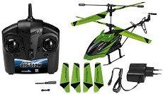 Хеликоптер - Big Glow - С дистанционно управление - играчка