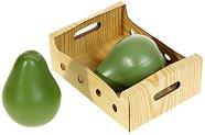 Плодове за игра - Круши - Комплект от 2 броя - играчка