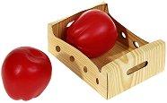 Плодове за игра - Ябълки - играчка