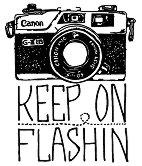 Временна татуировка - Keep on Flashin