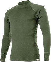 Мъжка термо-блуза от мериносова вълна - Wamur