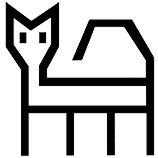 Временна татуировка - Котка