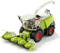 """Комбайн - Claas Jaguar 960 - Метална играчка от серията """"Super: Agriculture"""" - играчка"""