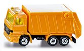 """Камион за събиране на боклук - Метална играчка от серията """"Super: Local community services"""" - количка"""