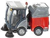 """Камион за почистване на улици - Метална играчка от серията """"Super: Local community services"""" - играчка"""