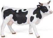 """Черно-бяла крава - Фигура от серията """"Животните във фермата"""" - играчка"""