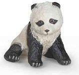 """Бебе панда - Фигура от серията """"Диви животни"""" - играчка"""