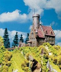 Замъкът Лихтенщайн - Сглобяем модел -