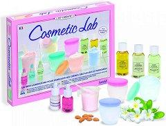 Лаборатория за козметика - Детски образователен комплект - играчка