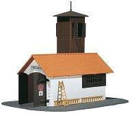 Пожарна - Сглобяем модел - макет