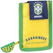 Портмоне за врат - Бразилски национален отбор по футбол - детски аксесоар