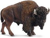"""Американски бизон - Фигура от серията - """"Животни от дивия свят"""" - фигура"""