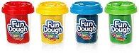 Пластилин - Fun Dough - Комплект от 4 или 10 цвята