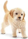 """Кутре златен ретривър - Фигура от серията - """"Животните от фермата"""" - играчка"""