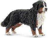 """Женско бернско планинско куче - Фигура от серията - """"Животните от фермата"""" - играчка"""