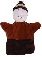 Баща - Плюшена играчка за куклен театър - играчка