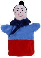 Майка - Плюшена играчка за куклен театър - играчка