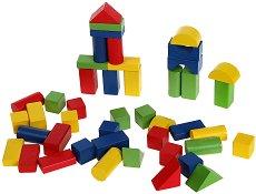 Кутия с формички за сортиране - Образователна играчка - творчески комплект