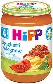 Пюре от био спагети болонезе - Бурканче от 190 g за бебета над 4 месеца - продукт