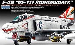 Военен самолет - F-4B Phantom - Сглобяем авиомодел -