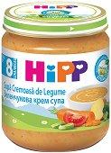 Крем супа от био зеленчуци - Бурканче от 200 g за бебета над 8 месеца - продукт