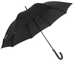 Автоматичен чадър тип бастун - Rubberstyle W1107