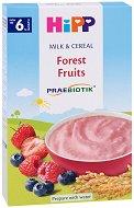 HIPP - Инстантна пробиотик млечна каша с горски плодове - продукт